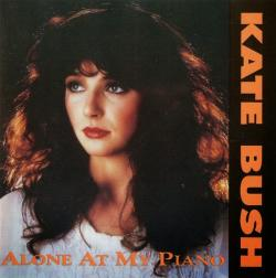 'Alone At My Piano' CD cover