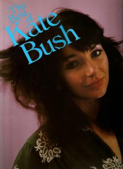 The Best Of Kate Bush - Book Cover