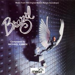 'Brazil: Music From The Original Motion Picture Soundtrack' album cover
