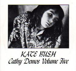 Cathy Demos Volume Five' - EP cover