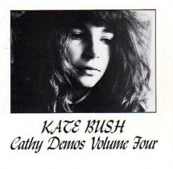 Cathy Demos Volume Four' - EP cover