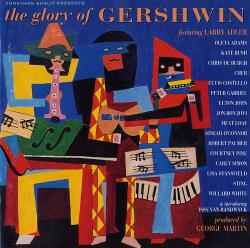 The album 'The Glory Of Gershwin'