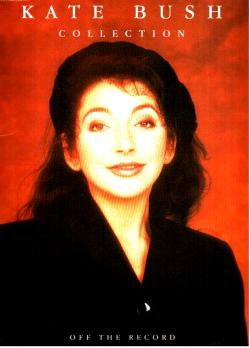Kate Bush: Off The Record' book cover