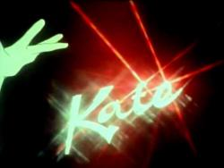 Screenshot from the opening sequence of 'Kate'