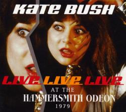 'Live at the Hammersmith Odeon' - CD cover