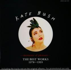 The CD 'Moments Of Pleasure: The Best Works 1978-1993'