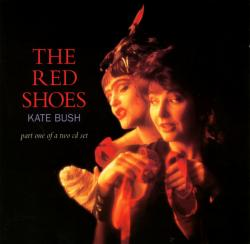 The Red Shoes - UK CD-single #1 sleeve