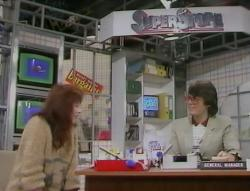 Kate Bush on Saturday Superstore, 2 October 1982