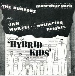 "'McArthur Park' / 'Wuthering Heights' - 7"" single"