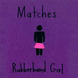 'Rubberband Girl' album sleeve