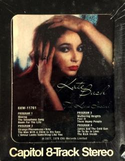 The Kick Inside (8-track cartridge)