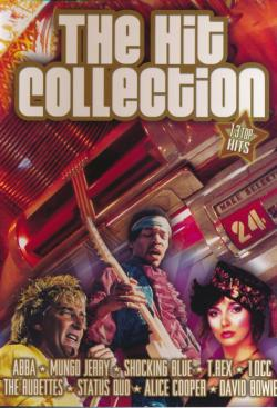 The DVD 'The Hit Collection'